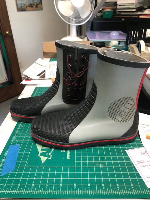 Gill Boots - Side
